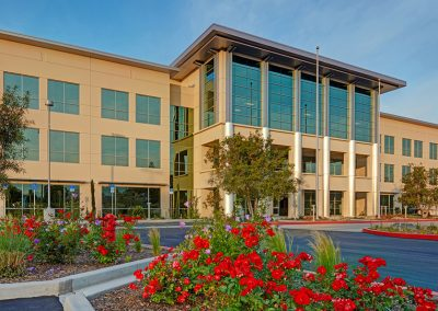 Office – Trammell Crow Company – Innovation Village V/ SCE