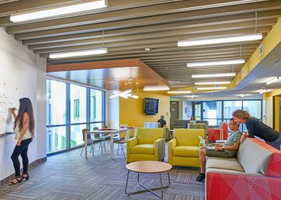 Interiors – Biola University – Blackstone Residence Hall