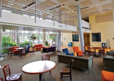 Interiors – Biola University – Horton Hall