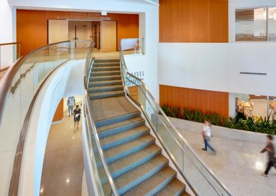 Interiors – Good Samaritan Medical Pavilion – Medical Office Building