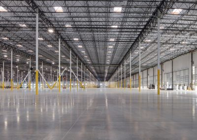 Interiors – REDA and Clarion Partners – Ontario Ranch Logistics Center – Phase I