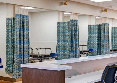 Interiors – Surgical Care Affiliates – Ambulatory Surgical Center