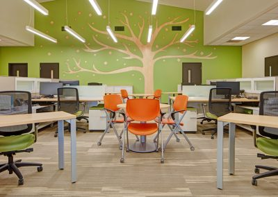 Interiors – The Wonderful Company – College Prep Academy