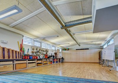 Interiors – Yeshiva Ohr Eliyahu – School Renovation + Expansion