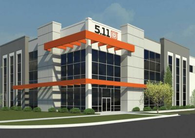 Industrial – CenterPoint Properties- 5.11 Tactical Build-to-Suit CenterPoint Intermodal Center