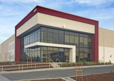 Industrial – Mission Linen Supply/Gold Rush, LLC – Commercial Laundry Facility