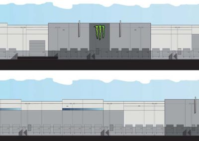 Industrial – Monster Energy – Warehouse