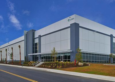 Industrial – Prologis + BMW – Warehouse Distribution Building
