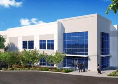 Industrial – Ridgeline Property Group – Interstate 80 Logistics Center