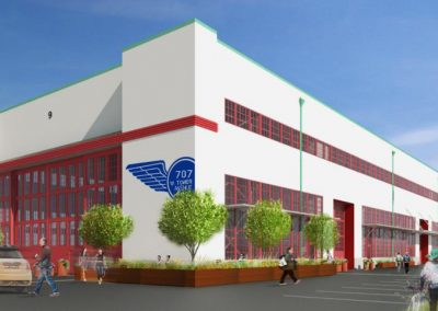 Industrial – srmErnst Development Partners – Building 9 at Alameda Point