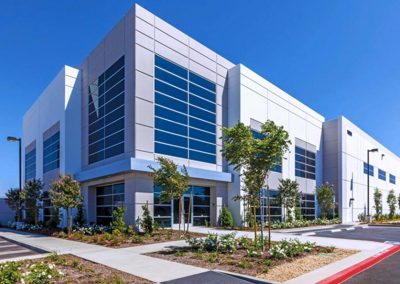 Industrial – The Carson Companies – Warehouse Distribution Building
