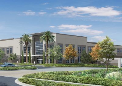 Industrial – Watson Land Company – Watson Industrial Park Chino Phase 1