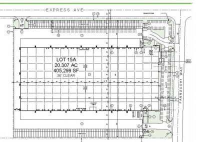Industrial – Wonderful Industrial Park – Lot 15A Distribution Facility