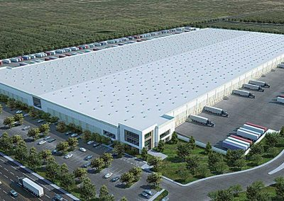 Industrial – Wonderful Industrial Park – Lot 17A Distribution Facility