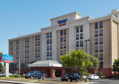 Housing + Hospitality – Fairfield Inn & Suites – Buena Park