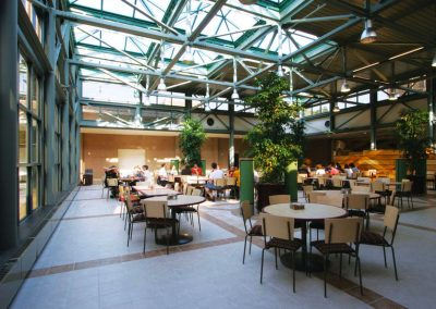 Housing + Hospitality – Harvey Mudd College – Hoch-Shanahan Dining Commons