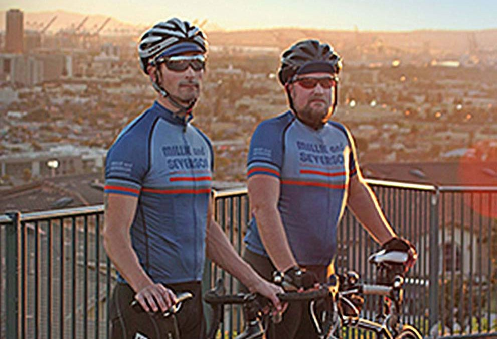 Team M&S Hitting the Road to Fight HIV/AIDS