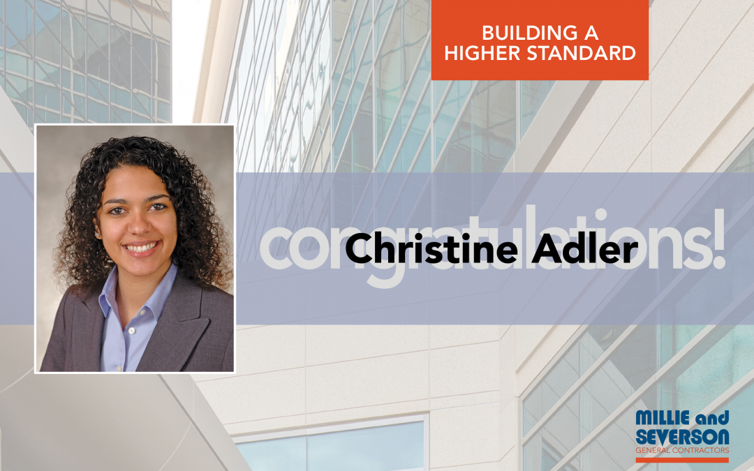 Christine Adler named an ENR Top Young Professional