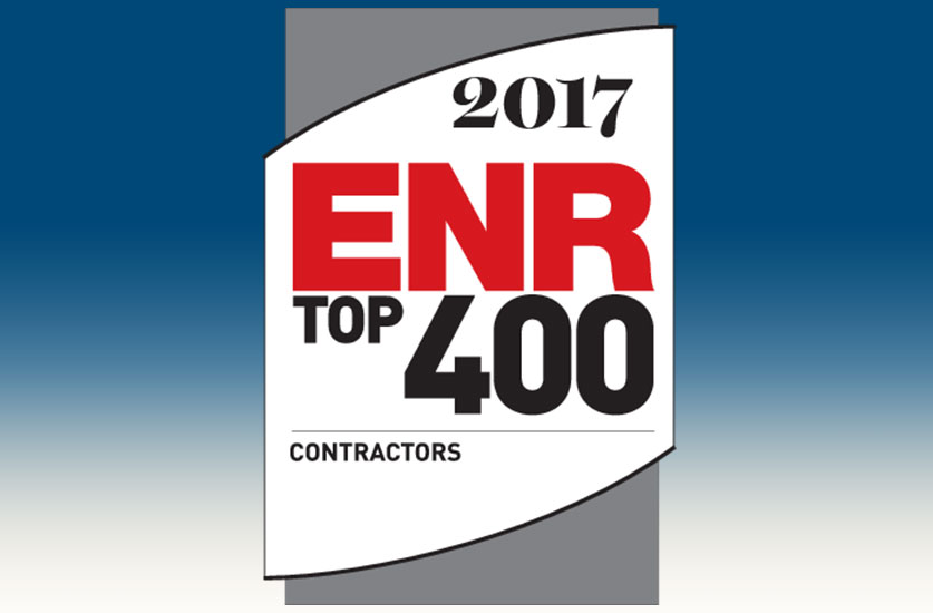 Millie and Severson named to ENR's Top 400 Contractors Again