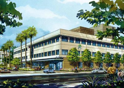 Healthcare – Tarzana Medical Atrium + Medical Asset Management – Medical Office Building