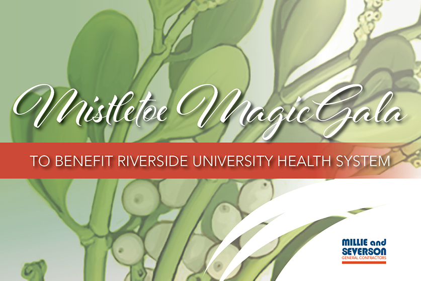 RUHS Mistletoe Magic Gala + Festival of Trees