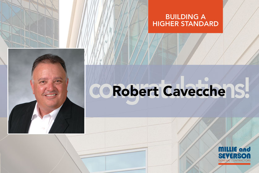 Robert Cavecche promoted to Senior Vice President