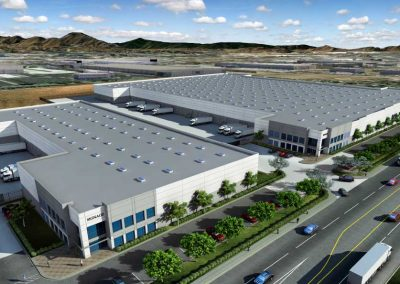 Industrial – Rockefeller Group Tri-City Industrial Complex
