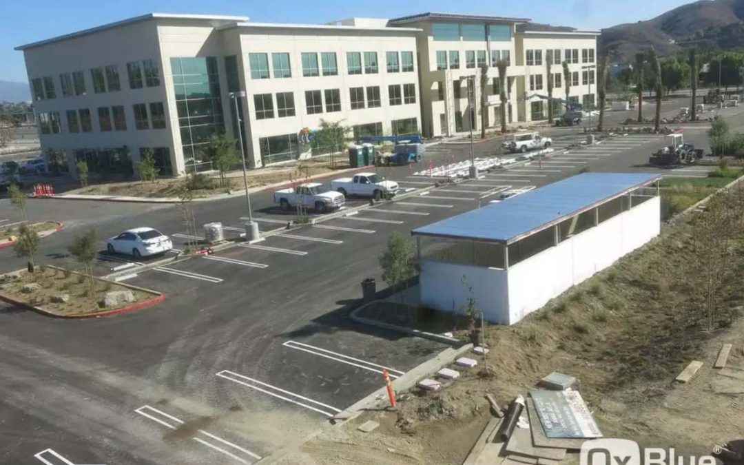 Millie and Severson completes another successful project with Trammell Crow Company