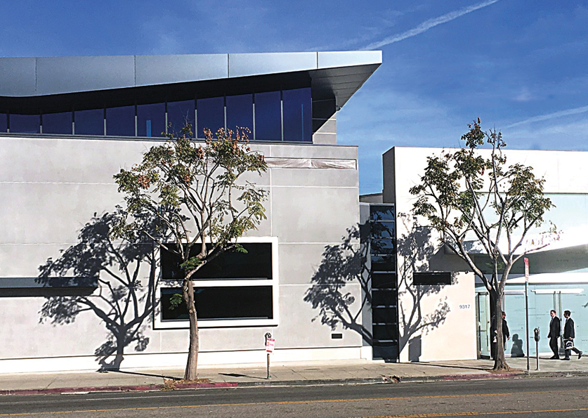 Opening of Young Israel of Century City Featured in the Jewish Journal