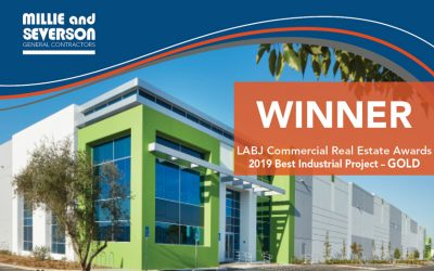 Goodman Logistics Center – Santa Fe Springs wins LABJ's Best Industrial Project