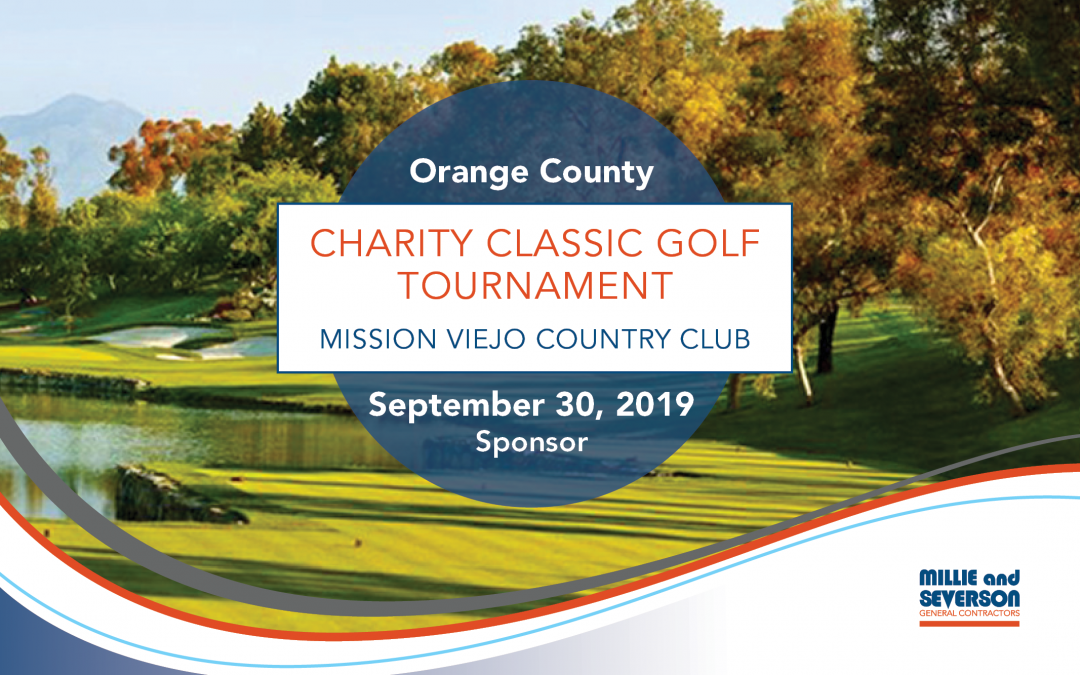 2019 Orange County Charity Classic Golf Tournament