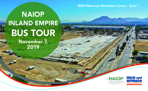 NAIOP IE Bus Tour