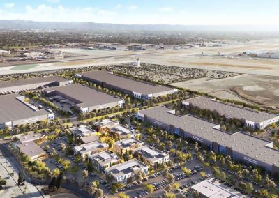 Industrial – Overton Moore Properties – Avion Burbank