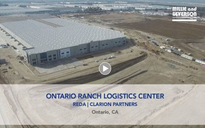 Ontario Ranch Logistics Center – Drone Video