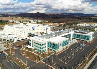 Office – Riverside University Health System/Trammell Crow Company/Riverside County EDA (P3)