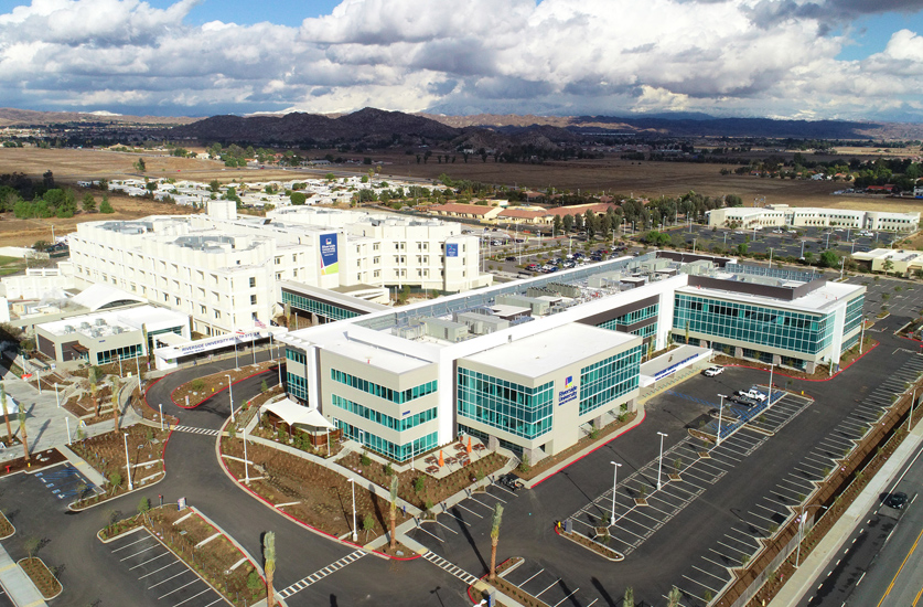 Riverside University Health System MOB Achieves TCO