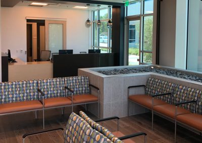 Interiors – REDA Newport Heights Medical Campus
