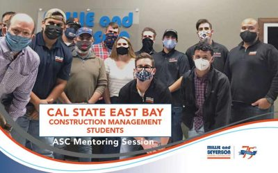 Millie and Severson Hosts Student Mentoring Session for Cal State East Bay