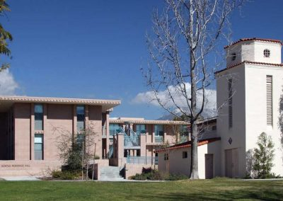 Cultural + Educational – Harvey Mudd College – Sontag Residence Hall