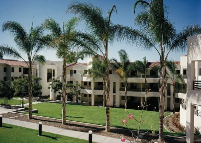 Housing + Hospitality – Pepperdine University, Page Residential Complex