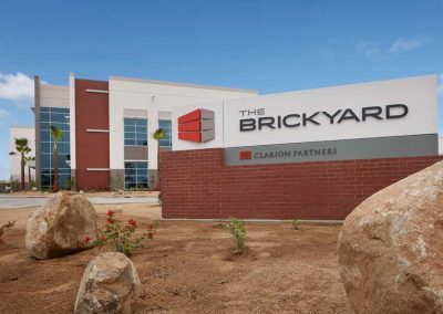 Industrial – Trammell Crow Company – The Brickyard
