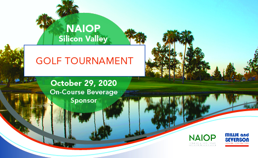Millie and Severson Sponsors NAIOP Silicon Valley Golf Tournament