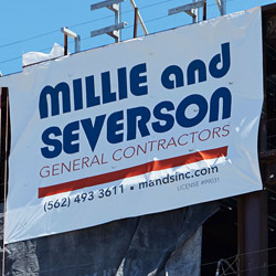 Millie and Severson Recognition