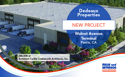 New Project for Dedeaux Properties