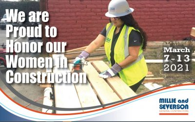 We are Proud to Honor our Women in Construction