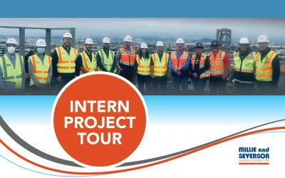 NorCal Interns Take a Project Tour
