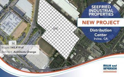 New Project for Seefried Industrial Properties in Irvine